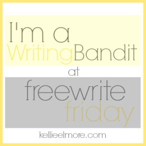 #FWF Free Write Friday: Ponder this…