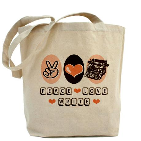 peace_love_write_writer_tote_bag