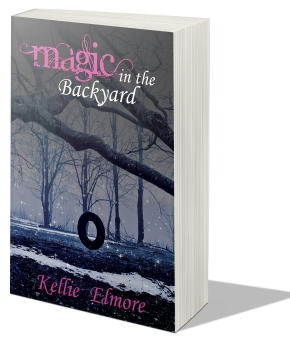 Twitter Giveaway – Win a Free, Signed Copy of Magic in the Backyard by @kellie_elmore