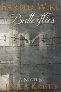 Barbed Wire Butterflies by Jessica Kristie
