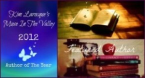 2012 Author of the Year Nominations
