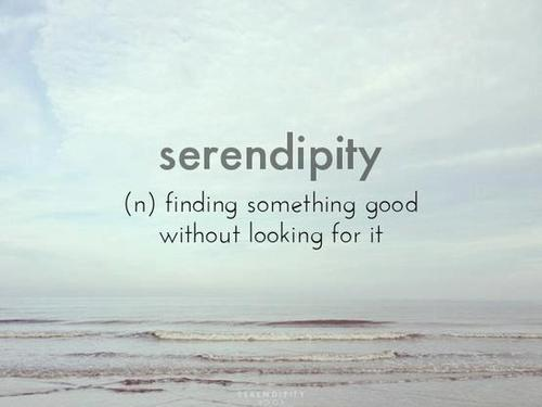 serendipity fwf word