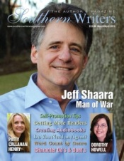 southern writers magazine march 2013 cover kellie elmore