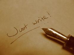 just_write