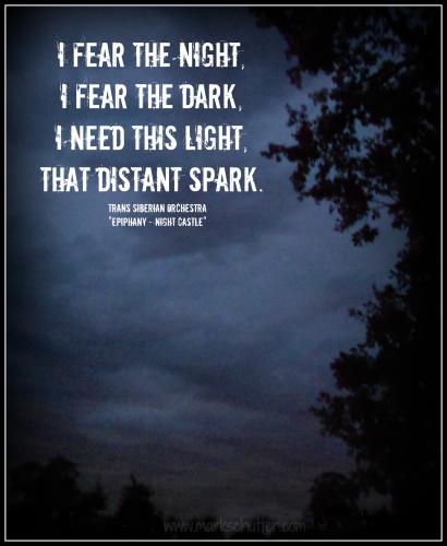 I Fear the Night (TSO) (1)