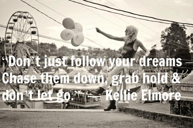 dreams quotes kellie elmore